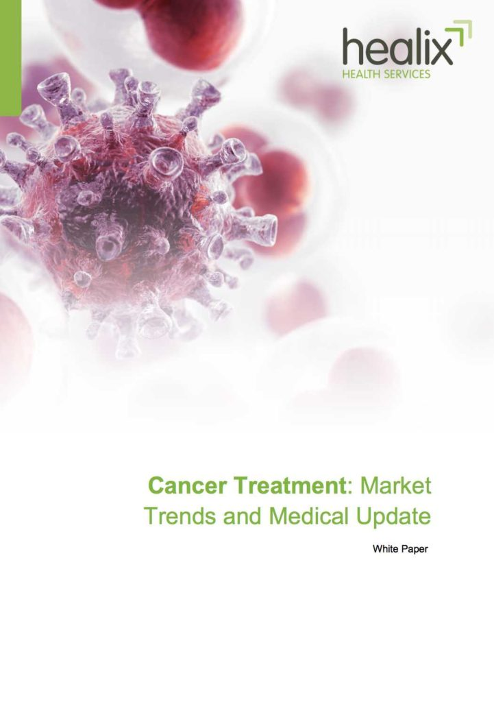 Cancer Treatment: Market Trends and Medical Update