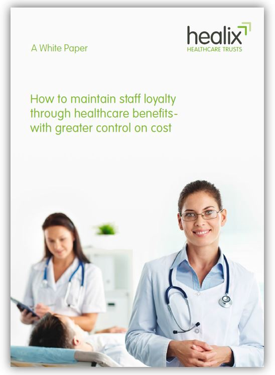 How to maintain staff loyalty through healthcare benefits - with greater control on cost